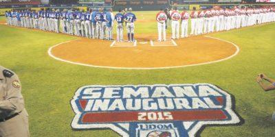 Inicia fiesta del béisbol con un acto emotivo