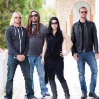 Volvió de gira con Evanescence. Foto:vía Evanescence/Facebook