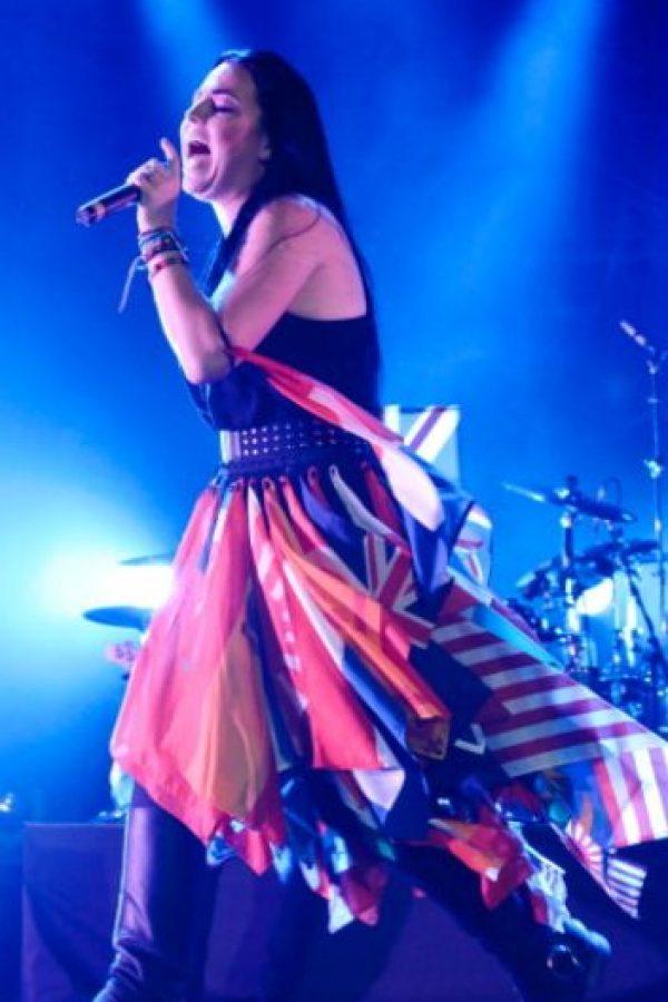 Se le pudo ver en el unplugged de Korn. Foto:vía Getty Images