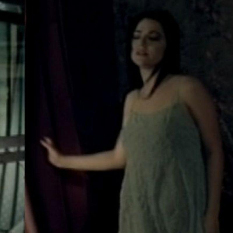En el que mostraba sus pesadillas. Foto:vía Evanescence/Vevo
