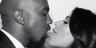 Kim y Kanye Foto:vía Kim Kardashian/Instagram