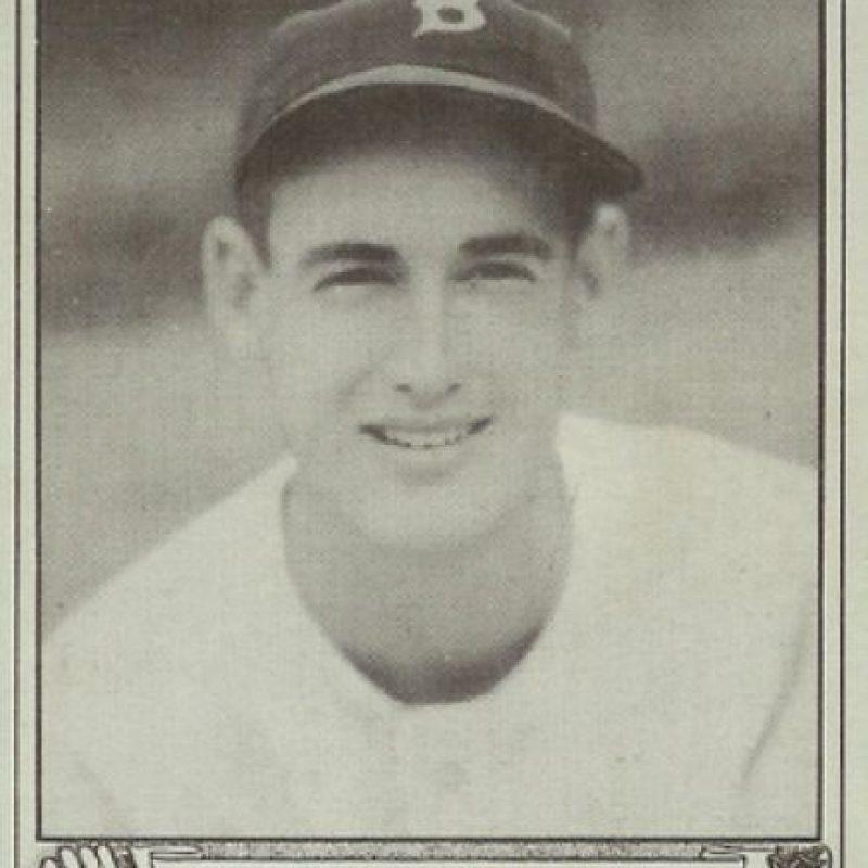 Ted Williams. Fue un reconocido beisbolista también criogenizado por su hijo. Foto:Wikimedia