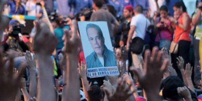 El excandidato opositor fue arrestado por agentes del servicio de inteligencia (Sebin). Foto:AP