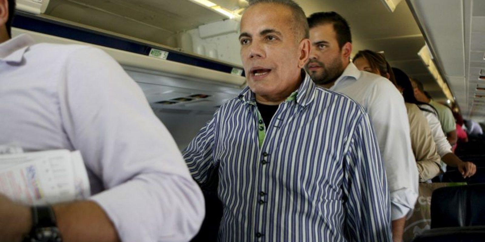 Actualmente las autoridades lo tienen bajo custodia. Foto:AP