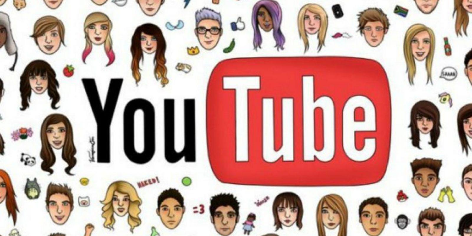 Conozcan a los 10 YouTuber que más ganan en 2015. Foto:Tumblr