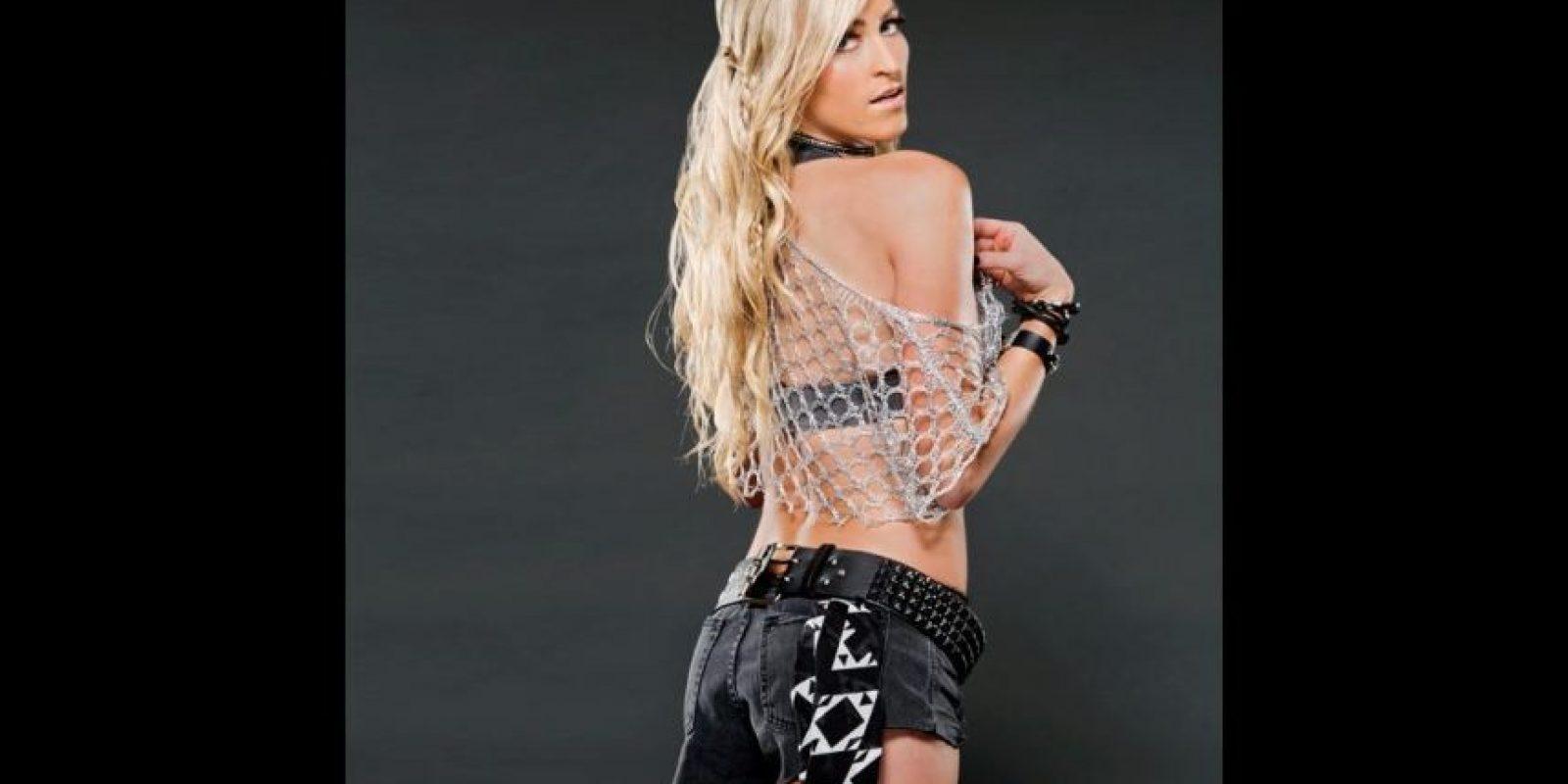 Tiene 31 años y nació en Estados Unidos. Foto:WWE