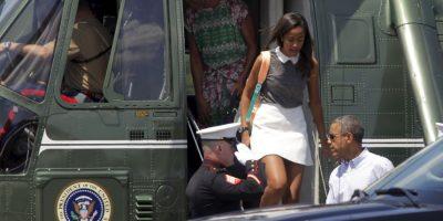 Se indicó que ha visitado varias universidades de la Liga Ivy. Foto:Getty Images