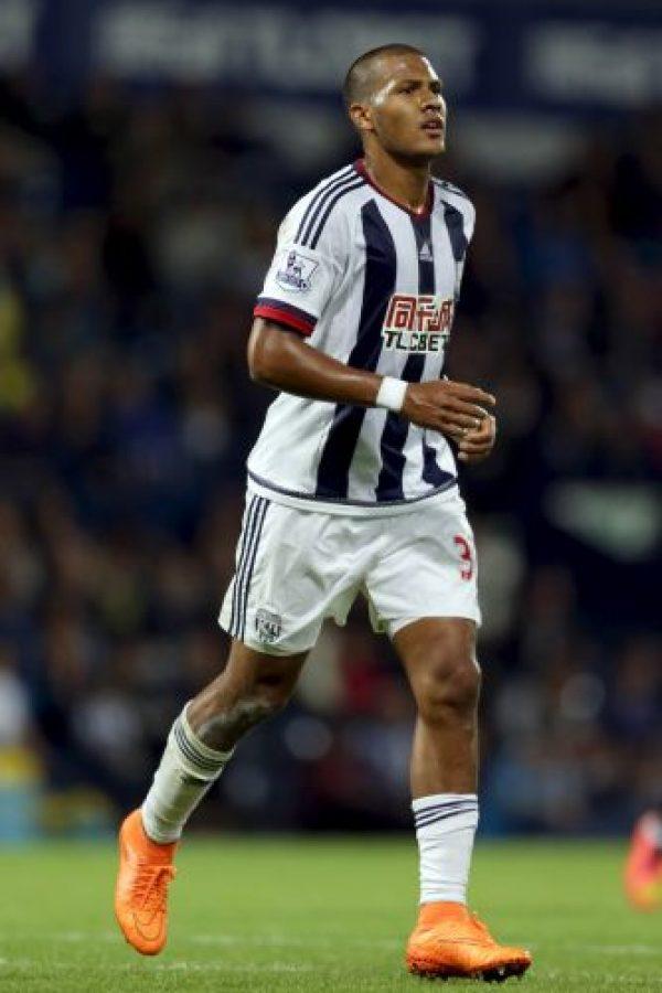 Con 26 años, Rondón es actualmente, el venezolano más destacado en el fútbol. Foto:Getty Images