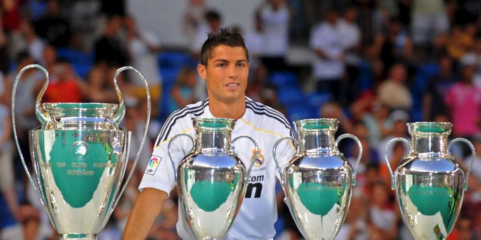 En 2009, Real Madrid pagó 94 millones de euros por él. Foto:Getty Images
