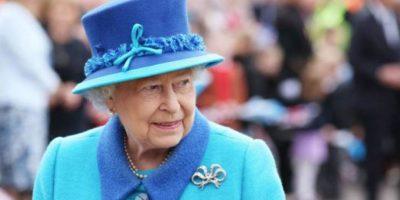 Así es que la reina Isabel