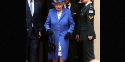 La carta se viralizó en Imgur. Por supuesto, ella no la escribió personalmente, pero las comunicaciones del Palacio de Buckingham sí lo hicieron. Foto:vía Getty Images