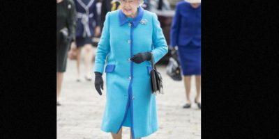 3. Es la primera monarca británica en lograr celebrar sus bodas de diamante (75 años). Foto:vía Getty Images