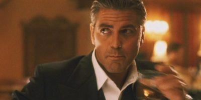 George Clooney se perfiló como el sucesor de Cary Grant o Frank Sinatra. Foto:vía Getty Images