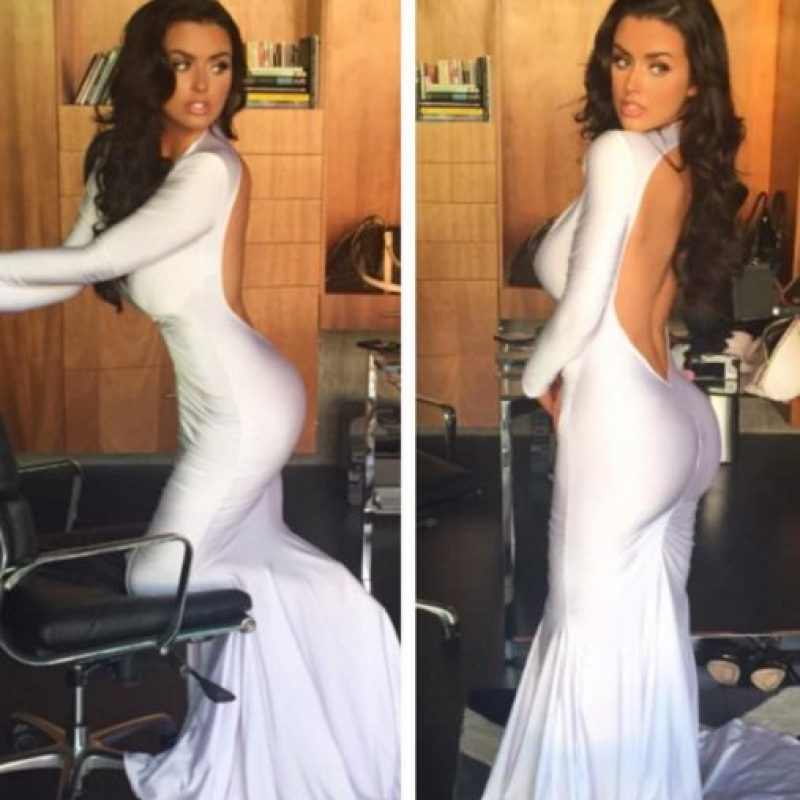 "Además, tuvo un pequeño papel en un episodio de ""Parks and Recreation"" de NBC. Foto: Vía instagram.com/abigailratchford"