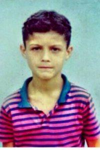 En 1993, a sus 8 años, comenzó a jugar en el Andorinha Madeira. Foto:Vía instagram.com/Cristiano