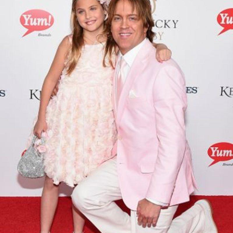 Ella ya tiene ocho años. Foto:vía Getty Images