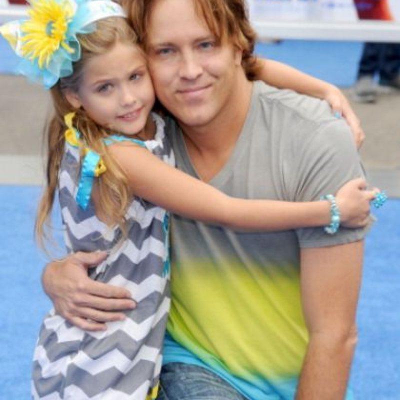 Él le dio un nuevo nombre a su hija. Foto:vía Getty Images