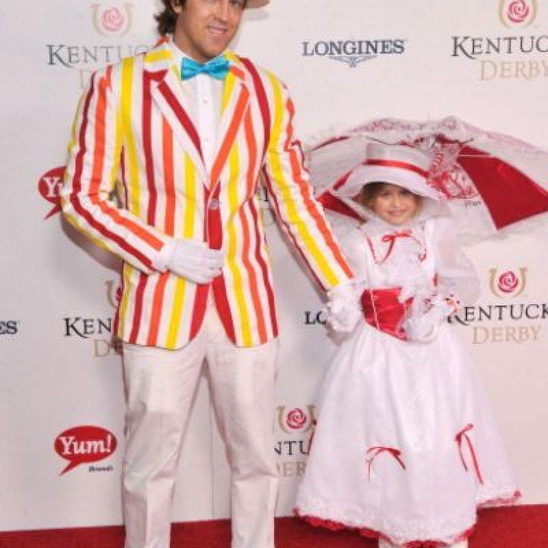 Al final se probó que él era el padre de la niña. Foto:vía Getty Images