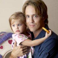 Y luego por la paternidad de la niña. Foto:vía Getty Images