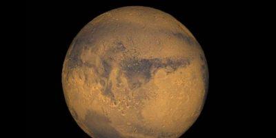 Se detectaron distintos minerales en las laderas del planeta rojo. Foto:Vía Nasa.gov