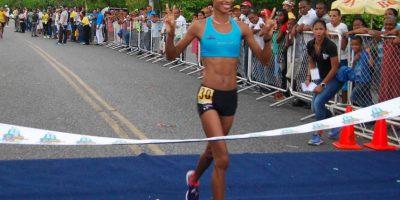 Sorany Rodríguez ganadora del primer lugar de la categoría overall en la rama femenina. Foto:Fuente Externa