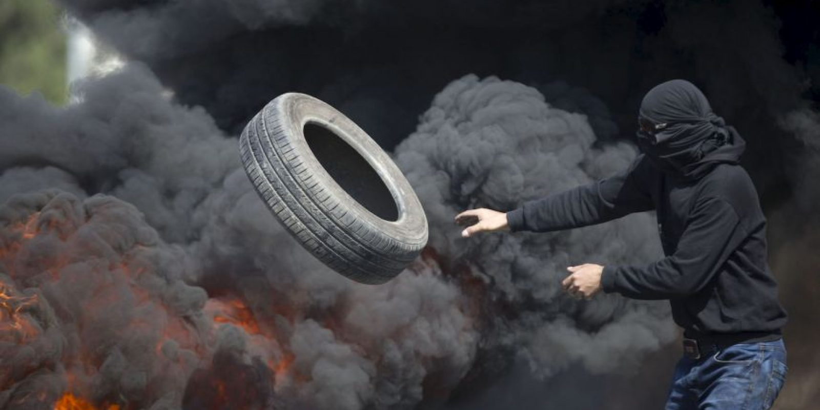 1. El conflicto lleva más de 10 años. Foto:AP