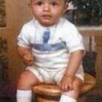 Un bebé llamado Cristiano Ronaldo. Foto:vía Twitter.com