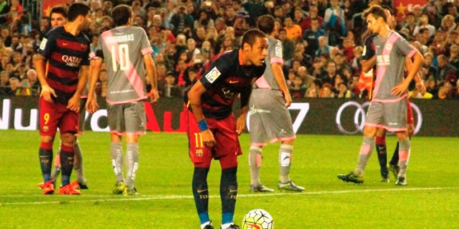 Neymar hizo cuatro anotaciones. Foto:Ramón Mompiò