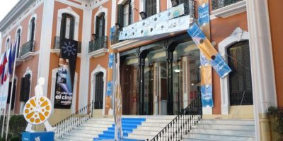 Clausuran  muestra del Festival Cine Iberoamericano