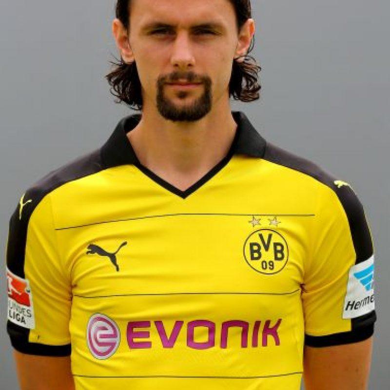 5. Neven Subotic (Borussia Dortmund/Serbia) Foto:Getty Images