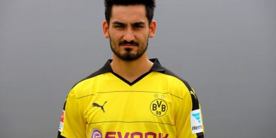 4. Ilkay Gundogan (Borussia Dortmund/Alemania) Foto:Getty Images