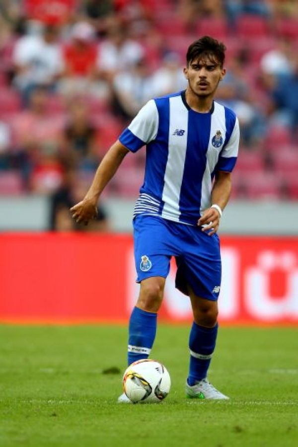 8. Rubén Neves (Porto/Portugal) Foto:Getty Images