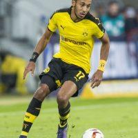 3. Pierre-Emerick Aubameyang (Borussia Dortmund/Togo) Foto:Getty Images