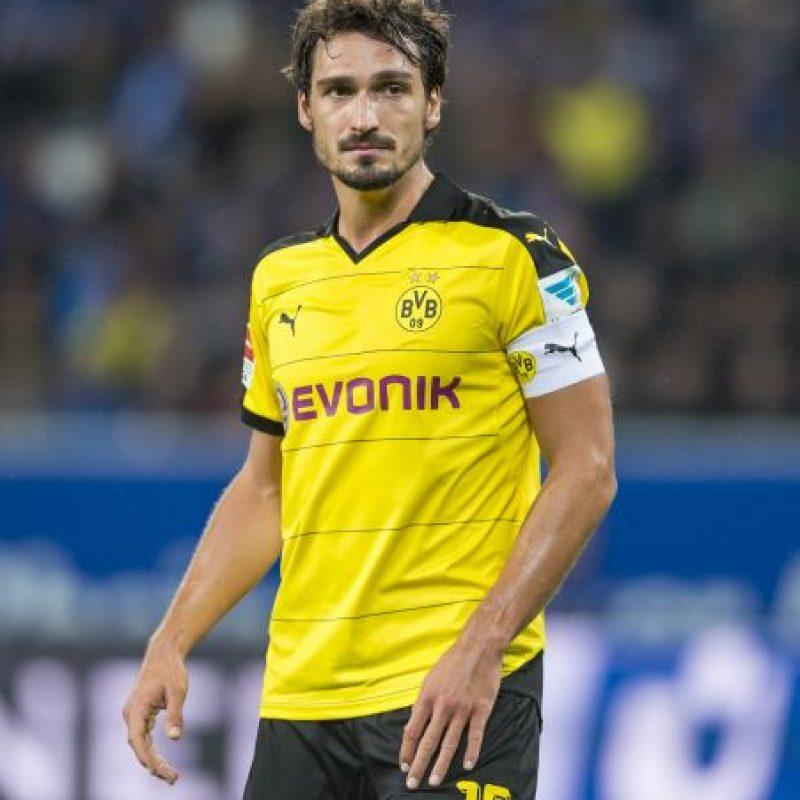 2. Mats Hummels (Borussia Dortmund/Alemania) Foto:Getty Images