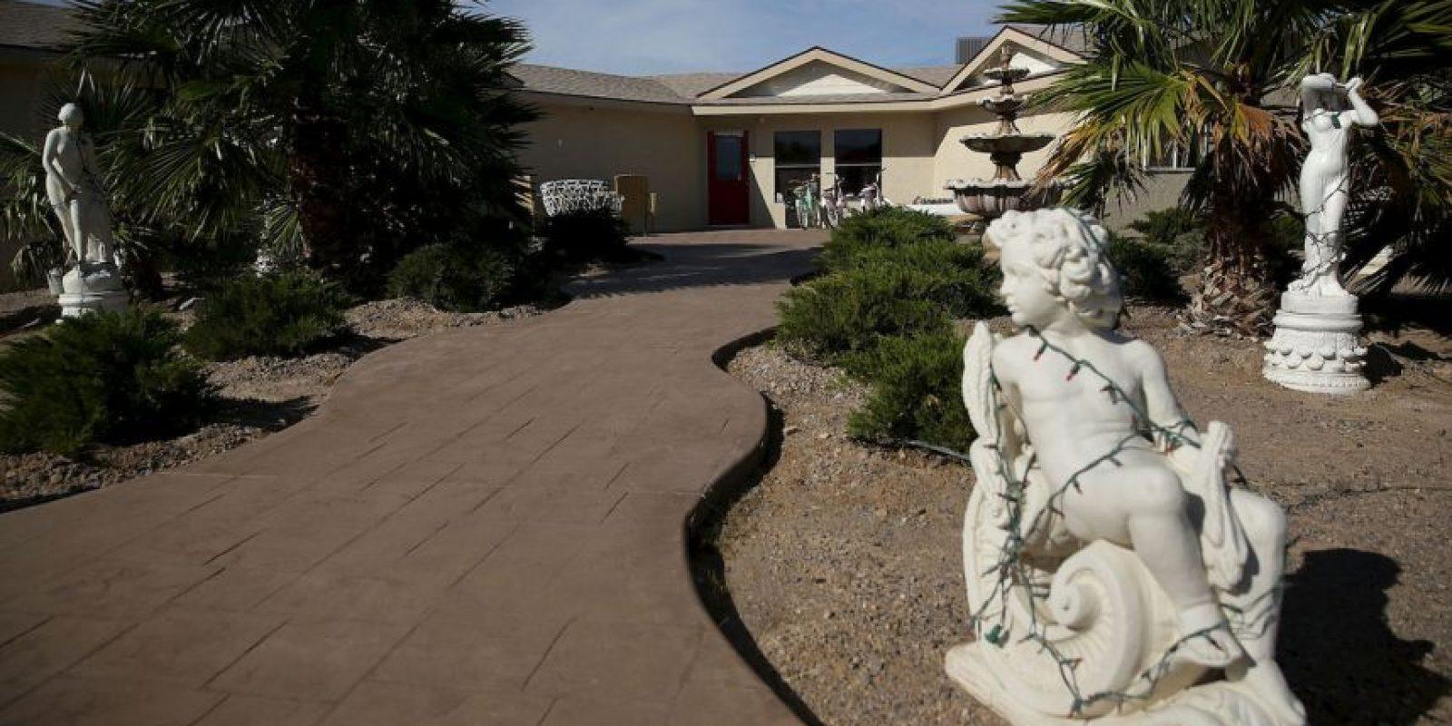 El pasado 13 de octubre Odom fue encontrado inconsciente en un burdel legal de Las Vegas. Foto:Getty Images