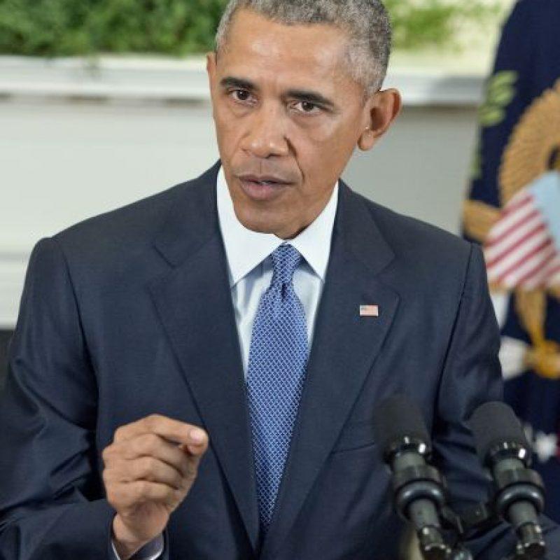 7. Irán no podrá producir ni comprar armas nucleares. Foto:Getty Images