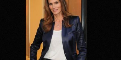 Cindy Crawford fue supermodelo. Foto: vía Getty Images
