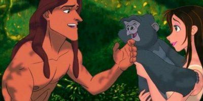 """Otra teoría confirmada es que Tarzán y Anna y Elsa de """"Frozen"""" son hermanos Foto:vía Disney"""