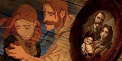 Ahí nace Tarzán. Foto:vía Disney