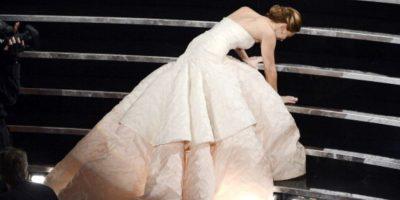 Y luego que pasó, vomitó todo. Miley Cyrus la vio y vomitaron juntas. Foto:vía Getty Images