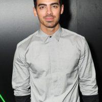 Joe Jonas probó la marihuana muy joven. Foto:vía Getty Images