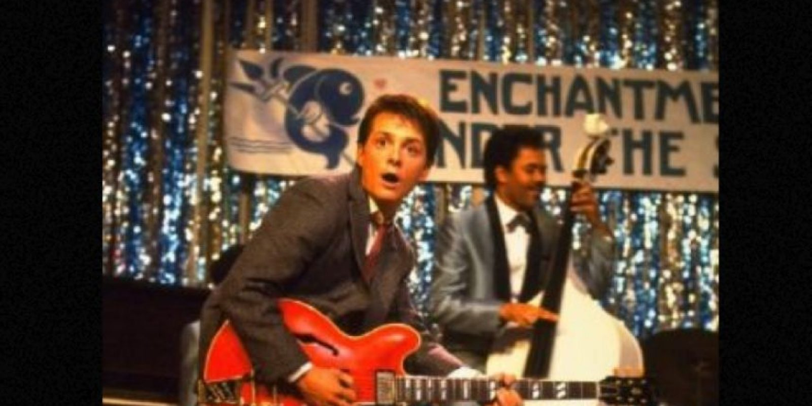 "Michael J. Fox interpretó a ""Marty"". Foto: vía IMDB"