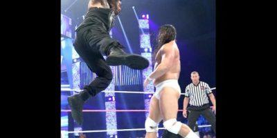 Roman cuenta con 30 años Foto:WWE