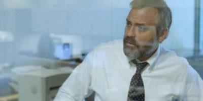 Interpretó al agente de la CIA, Robert Barnes. Foto:IMDB
