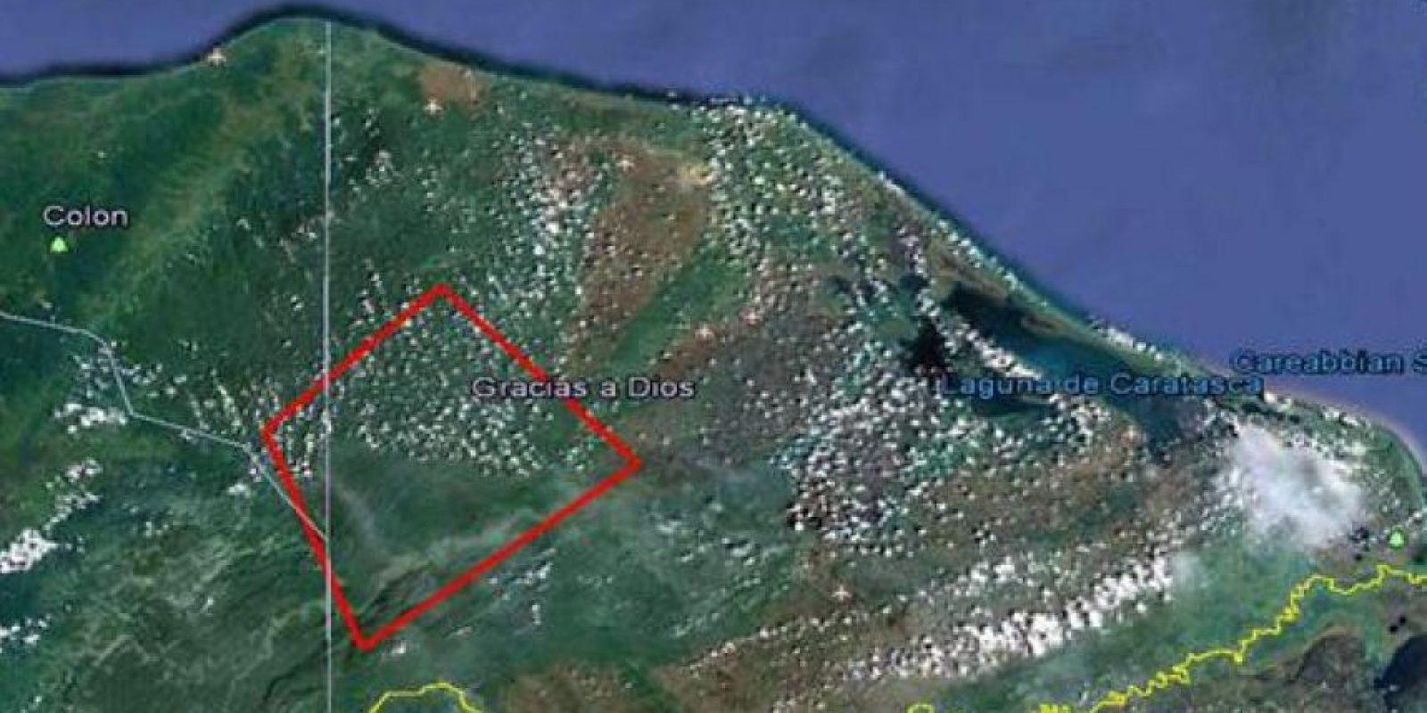 """Una expedición que buscaba la """"Ciudad del Dios Mono"""", en la selva de Honduras encontró los restos de una ciudad perdida, perteneciente a una misteriosa cultura, según información de la revista estadounidense """"National Geographic"""". Foto:Twitter.com/tourismH"""