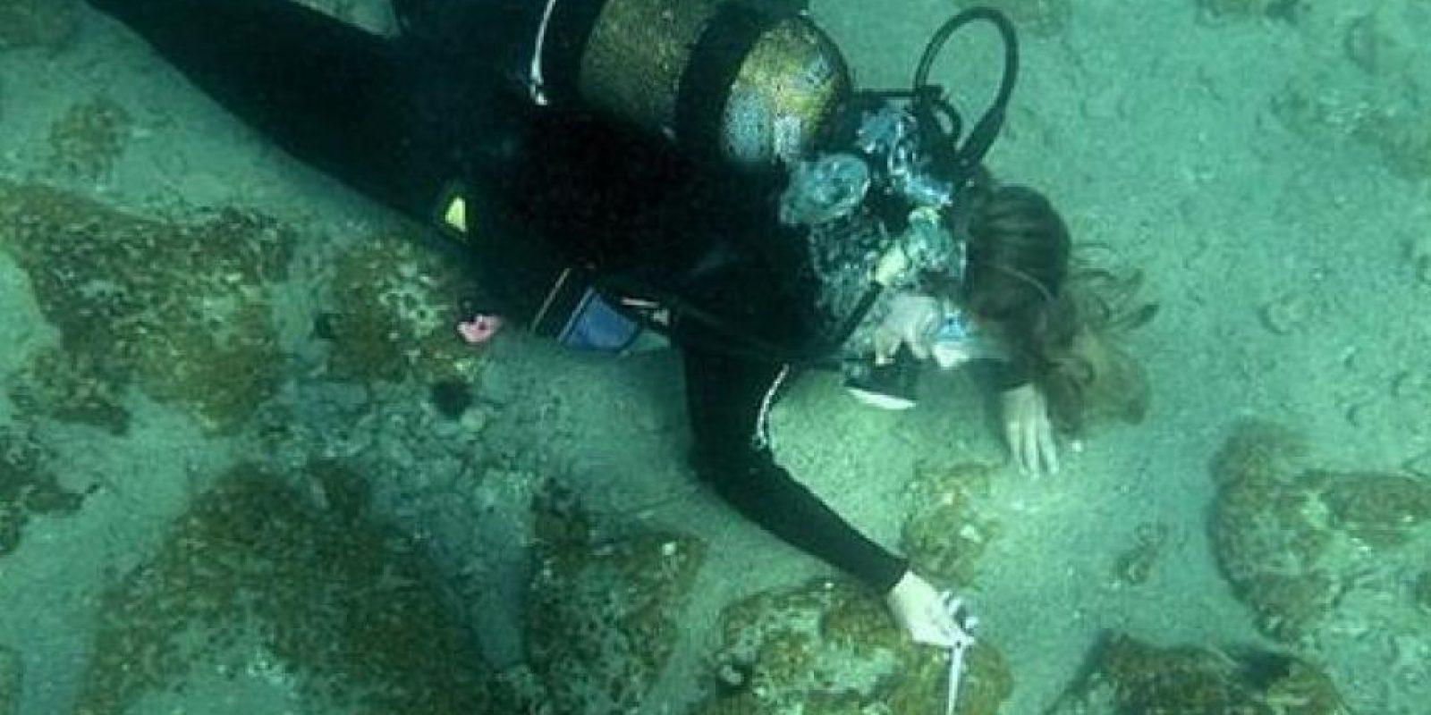 2. Descubren ciudad bajo el mar de cuatro mil 500 años de antigüedad Foto:Twitter.com/_Hexapolis