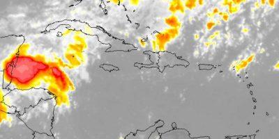 La Onamet pronostica lluvias para varias provincias por incidencia de vaguada