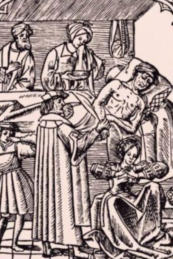 Lo peor sucedió entre 1347 y 48. Los barcos no llevaban a nadie vivo al alcanzar las costas. Foto:vía Wikipedia