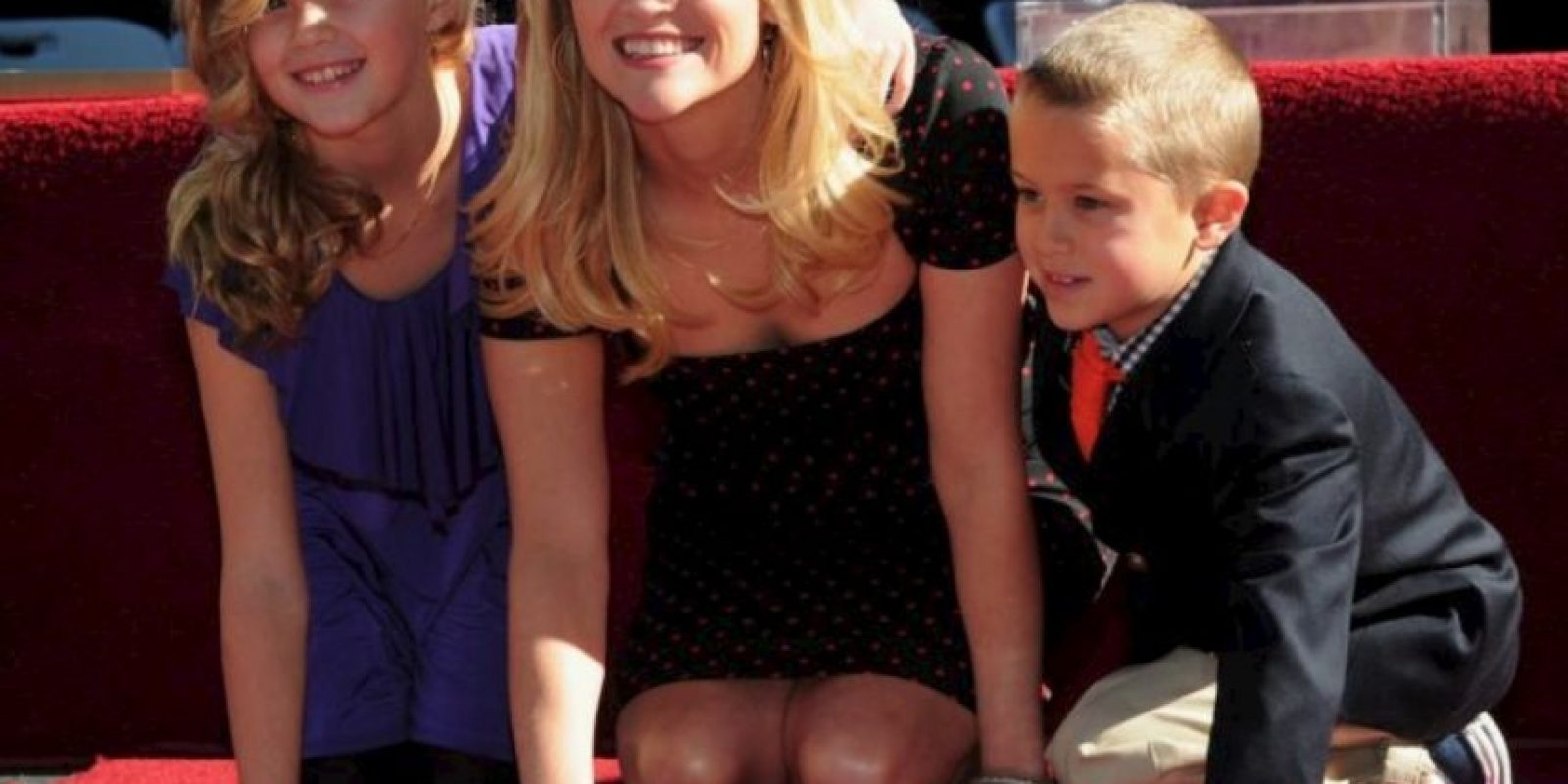 Reeese Witherspoon y su hija Ava Foto: Getty Images