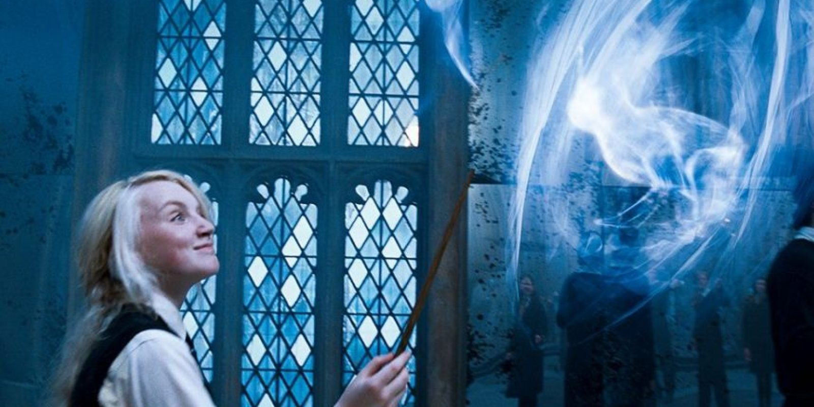 """Al igual que """"Luna"""", las princesas tienen adorables criaturas como """"Patronus"""". Foto:vía facebook.com/harrypottermovie"""